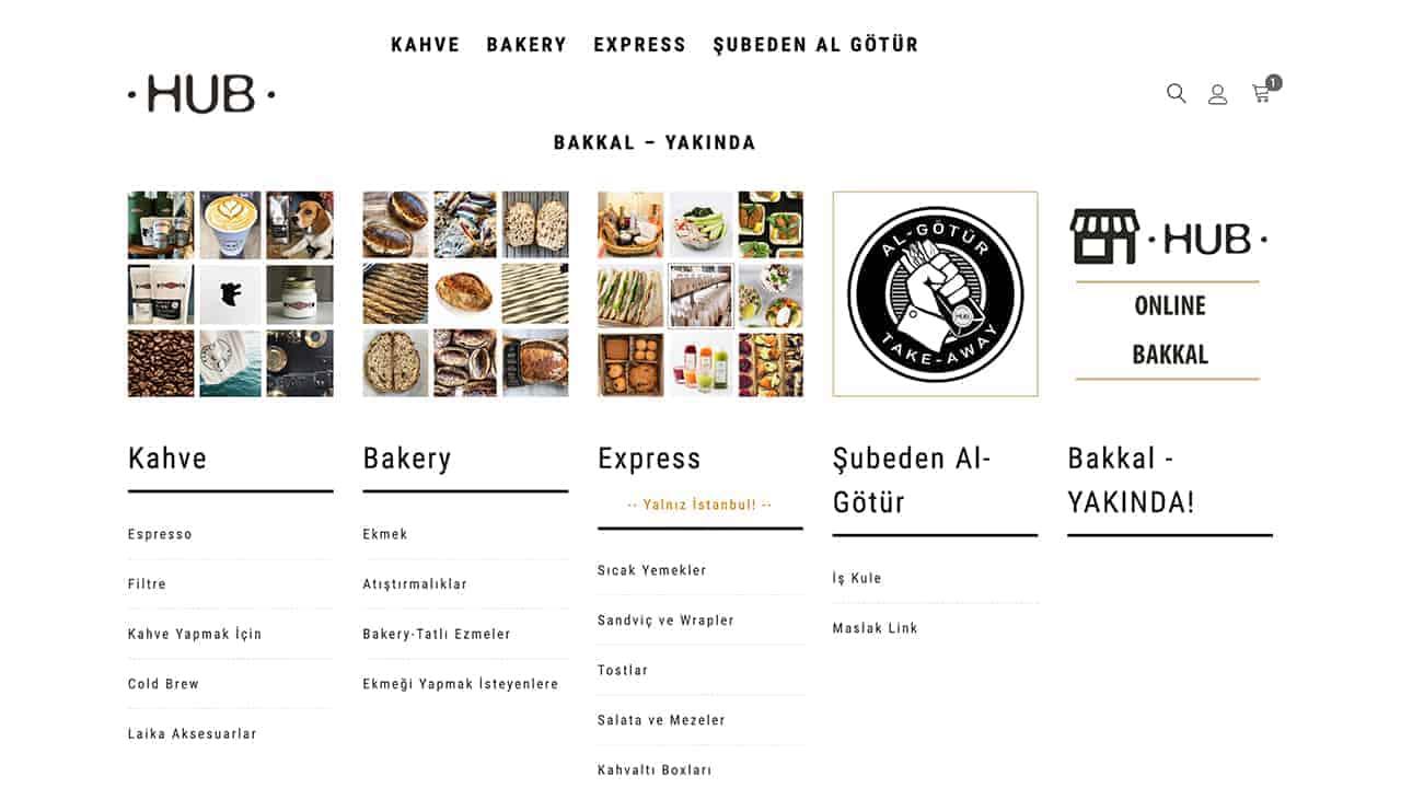 Hub Food Online