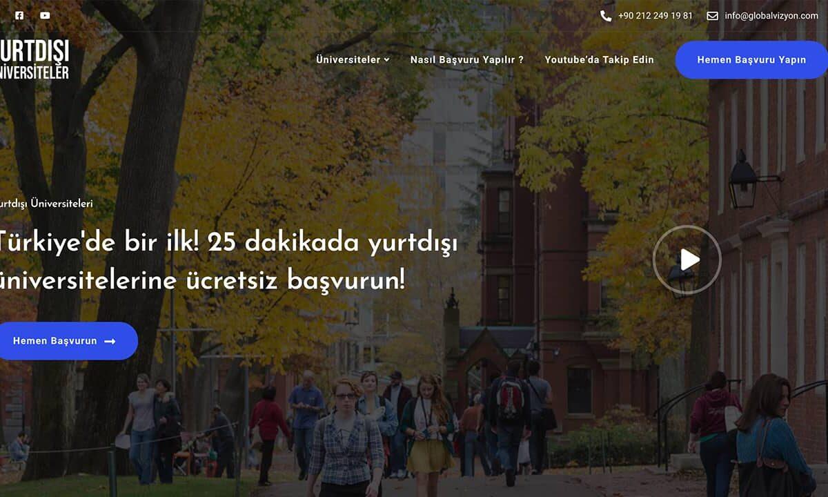 Yurtdışı Üniversiteleri