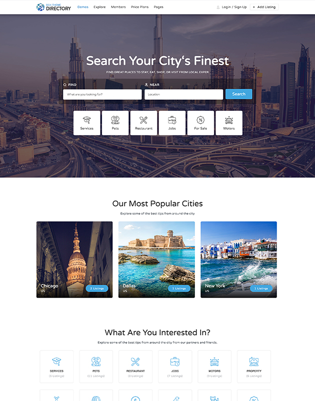 Directory-listing-directory-wordpress-theme