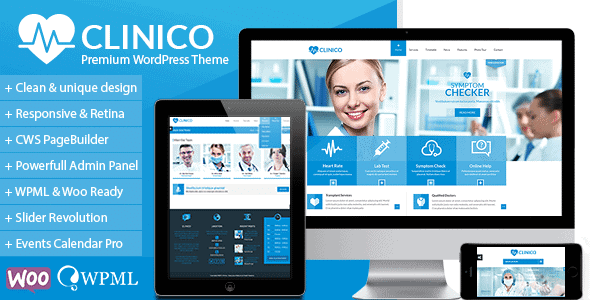 clinico-wordpress-temasi