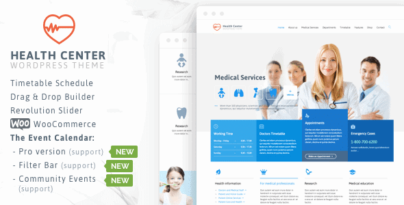 health-center-wordpress-temasi