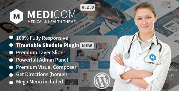 medicom-wordpress-temasi