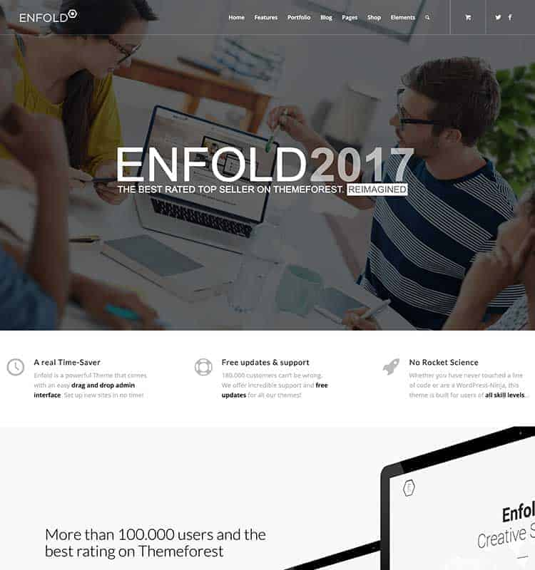 enfold-wordpress-temasi