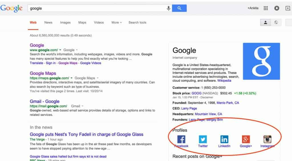 google-arama-sonucu-profil-gostermek