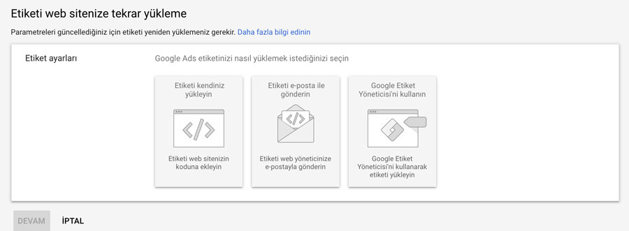 google-remarketing-kodu