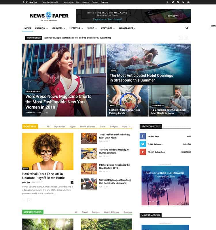 newspaper-wordpress-magazin-haber-temasi