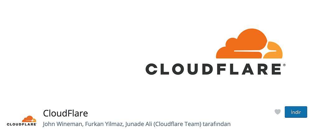 Cloudflare Eklentisi
