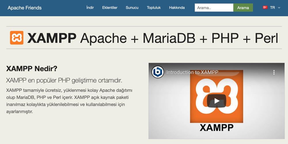 XAMPP ile WordPress Nasıl Kurulur?