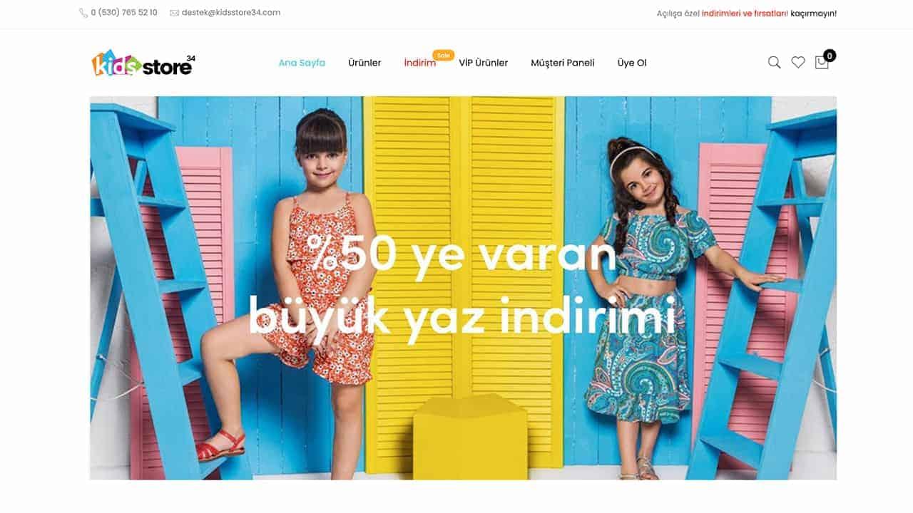 Kids Store 34