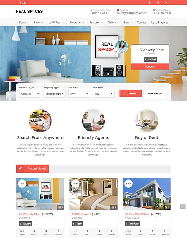 real-spaces-wordpress-emlak-temasi