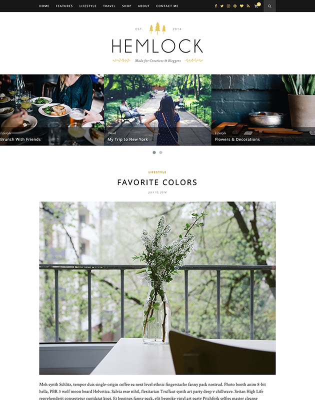 Hemlock-wordpress-blog-temasi
