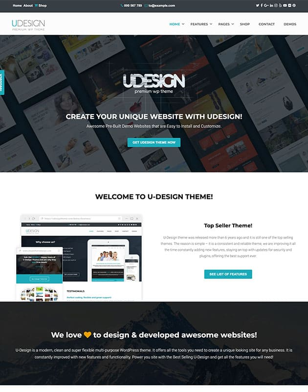 udesign-wordpress-sirket-temasi