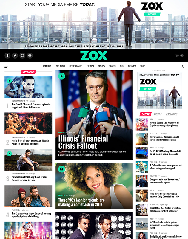 zox-news-wordpress-haber-temasi