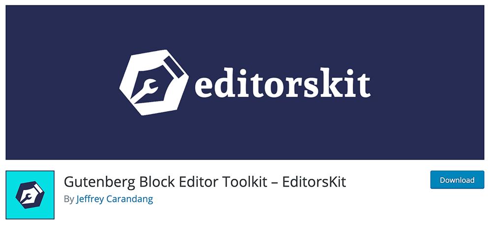 EditorsKit