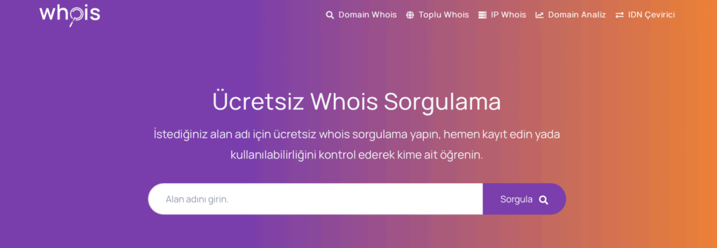 whois sorgualam