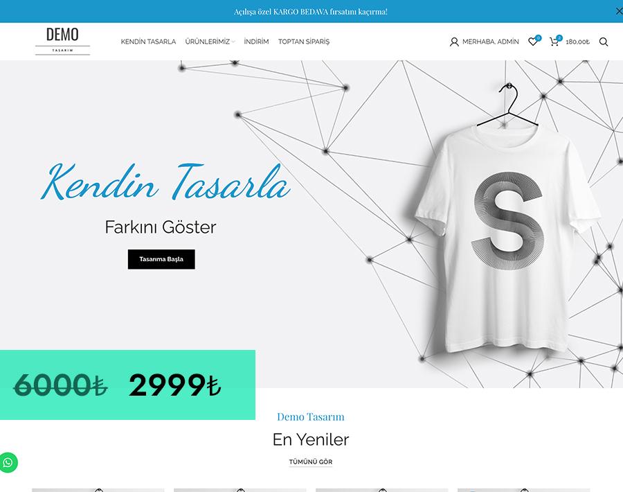 WordPress Kendin Tasarla
